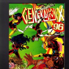 Cómics: GENERATION-X ANNUAL 2 - MARVEL 1996 VFN/NM / MICHAEL GOLDEN WRAPAROUND COVER. Lote 186303876