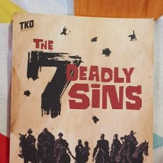 Cómics: THE SEVEN DEADLY SINS TKO. Lote 186332317