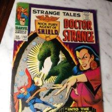 Cómics: STRANGE TALES 152 MARVEL COMICS USA STERANKO 1967. Lote 186342796