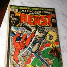 Cómics: THE BEAST 13 MARVEL COMICS USA 1972 DIFÍCIL. Lote 186344133