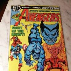Cómics: THE AVENGERS 178 DE KIOSKO MARVEL COMICS USA 1978. Lote 186347527