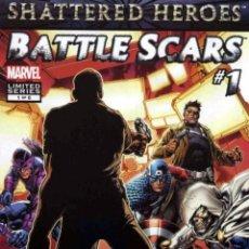 Cómics: BATTLE SCARS. Lote 186365871