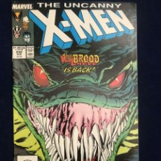 Cómics: THE UNCANNY X-MEN #232 (AUG 1988, MARVEL). Lote 186377275