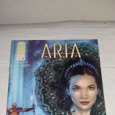 Cómics: ARIA #4 FINE. Lote 186390571
