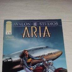 Cómics: ARIA #3 FINE. Lote 186390628