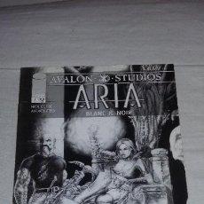 Cómics: ARIA BLACK AND NOIR #1 FINE. Lote 186390855