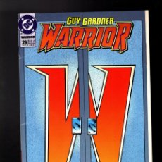 Cómics: GUY GARDNER WARRIOR 29 - DC 1995 VFN / SPECIAL DOUBLE DOOR CARDSTOCK COVER. Lote 187087338