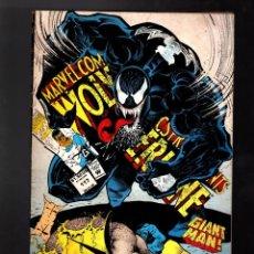 Cómics: MARVEL COMICS PRESENTS 117 - 1992 VG / WOLVERINE & VENOM / GHOST RIDER & IRON FIST / GIANT MAN . Lote 187317465