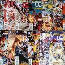 Cómics: PACK LEGION LOST VOL.2, DC COMICS, 2011. Lote 187322741