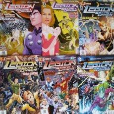 Cómics: LEGION SECRET ORIGIN COL. COMPLETA, DC COMICS 2011. Lote 187322977