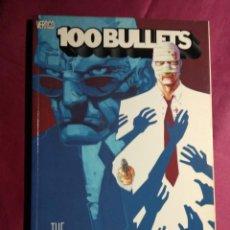 Cómics: 100 BULLETS FIRST. Nº 5. THE COUNTERFIFTH DETECTIVE. BRIAN AZZARELLO. EDUARDO RISSO. DC COMICS.. Lote 187650388