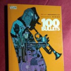 Cómics: 100 BULLETS FIRST. Nº 8. THE HARD WAY. BRIAN AZZARELLO. EDUARDO RISSO. DC COMICS. . Lote 187650452