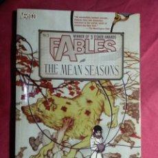 Cómics: FABLES. Nº 5. THE MEAN SEASONS. WILLINGHAM. MEDINA. LEIALOHA. VERTIGO. EN INGLES. Lote 188404347