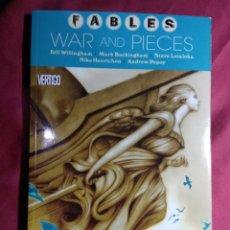 Cómics: FABLES. Nº 11. WAR AND PIECES. VERTIGO. EN INGLES. Lote 188409375