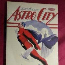 Cómics: ASTRO CITY. LIFE IN THE BIG CITY. KURT BUSIEK. BRENT ANDERSON. HOMAGE COMICS. 1996. EN INGLES. Lote 188524443