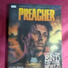 Cómics: PREACHER. UNTIL END OF THE WORLD. GARTH ENNIS. STEVE DILLON. VERTIGO. DC COMICS.. EN INGLES. Lote 188524963