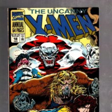 Cómics: UNCANNY X-MEN ANNUAL 18 - MARVEL 1994 VFN/NM. Lote 188629167