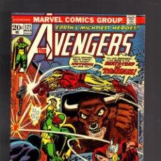 Cómics: AVENGERS 121 - MARVEL 1974 FN- / STEVE ENGLEHART & JOHN BUSCEMA. Lote 188717415