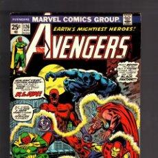 Cómics: AVENGERS 126 - MARVEL 1974 FN- . Lote 188717690