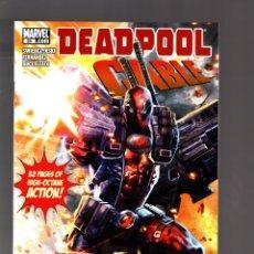 Cómics: DEADPOOL & CABLE 26 - MARVEL 2011 VFN/NM. Lote 188784600