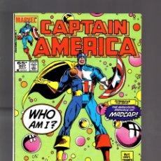 Comics : CAPTAIN AMERICA 307 - MARVEL 1985 FN+ / 1ST MADCAP. Lote 188789397