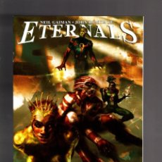 Cómics: ETERNALS 6 - MARVEL 2006 VFN/NM / NEIL GAIMAN & JOHN ROMITA JR. Lote 189080006
