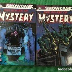 Cómics: SHOWCASE PRESENTS HOUSE OF MYSTERY - TOMOS 2 Y 3. Lote 189619976