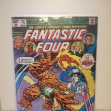 Comics: MARVEL COMICS - FANTASTIC FOUR NUMERO 217 (1980). Lote 189906831