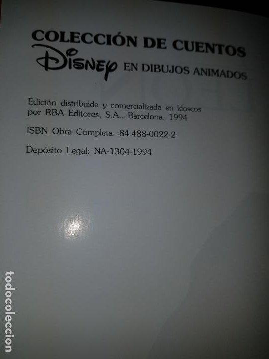 Cómics: COMIC/CUENTO-EL REY LEÓN-DISNEY-BUEN ESTADO GENERAL-VER FOTOS - Foto 5 - 190035546