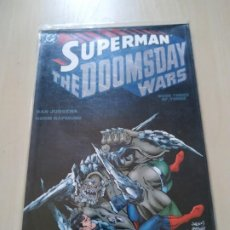 Cómics: SUPERMAN. THE DOOMSDAY WARS. LIBRO 3 - JURGENS/RAPMUND. Lote 190191446