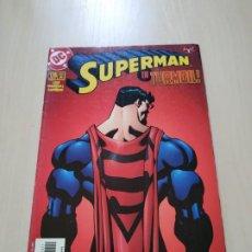 Cómics: SUPERMAN IN TURMOIL!. Lote 190191866