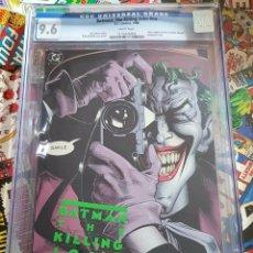 Cómics: BATMAN KILLING JOKE 9.6 GCG! PRIMERA EDICIÓN!. Lote 190495496