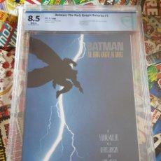 Cómics: BATMAN THE DARK NIGHT , RETURNS - FRANK MILLER CBCS PRIMERA EDICIÓN.. Lote 190495841