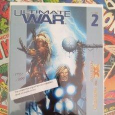 Cómics: ULTIMATE WAR 2 FIRMADO MARC MILLAR !! ORIGINAL USA !! CERTIFICADO.. Lote 190998757