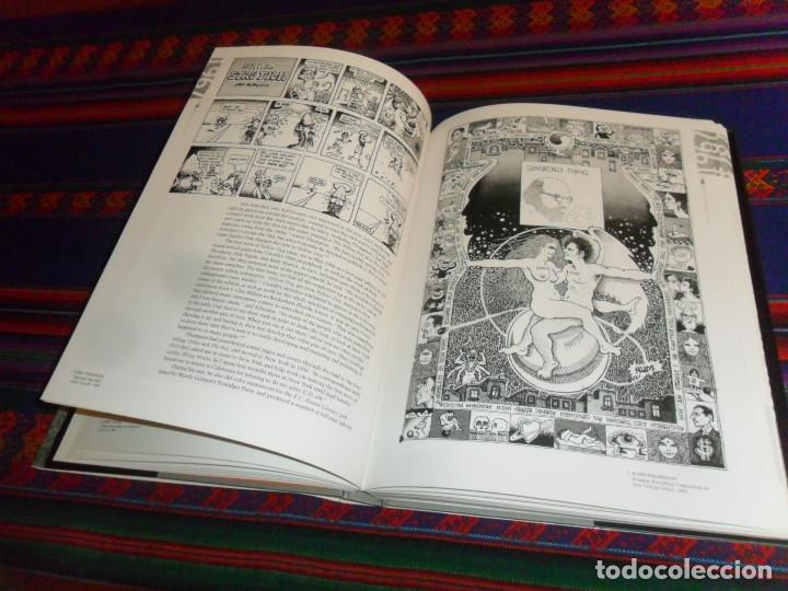 Cómics: REBEL VISIONS THE UNDERGROUND COMIX REVOLUTION 1963 1975, PATRICK ROSENKRANZ. FIRST EDITION 2002. - Foto 6 - 191429727