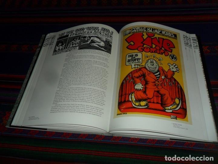 Cómics: REBEL VISIONS THE UNDERGROUND COMIX REVOLUTION 1963 1975, PATRICK ROSENKRANZ. FIRST EDITION 2002. - Foto 7 - 191429727