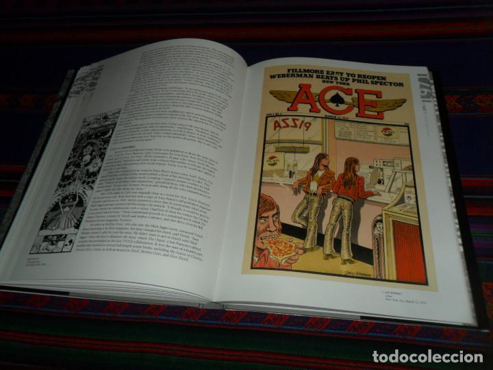 Cómics: REBEL VISIONS THE UNDERGROUND COMIX REVOLUTION 1963 1975, PATRICK ROSENKRANZ. FIRST EDITION 2002. - Foto 8 - 191429727
