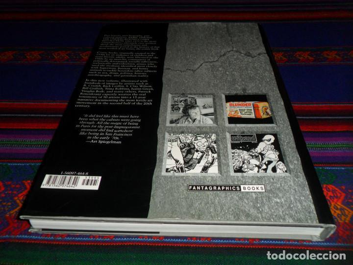 Cómics: REBEL VISIONS THE UNDERGROUND COMIX REVOLUTION 1963 1975, PATRICK ROSENKRANZ. FIRST EDITION 2002. - Foto 9 - 191429727