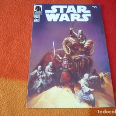 Cómics: STAR WARS COMIC PACK 39 STAR WARS 11 ( EN INGLES ) ¡MUY BUEN ESTADO! DARK HORSE. Lote 191765030