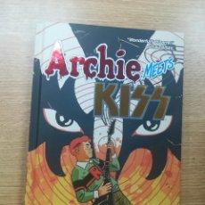 Cómics: ARCHIE MEETS KISS HC. Lote 191844448