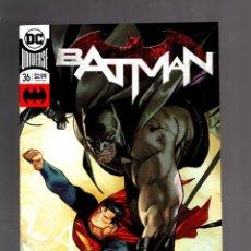Cómics: BATMAN 36 - DC 2018 VFN/NM / TOM KING / SUPERFRIENDS / SUPERMAN. Lote 209738031