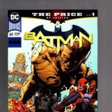 Cómics: BATMAN 64 - DC 2019 VFN/NM / TOM KING / THE PRICE OF JUSTICE / FLASH. Lote 191904487