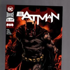 Cómics: BATMAN 72 - DC 2019 VFN/NM / TOM KING / THE FALL AND THE FALLEN. Lote 191905306