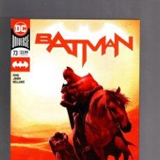 Cómics: BATMAN 73 - DC 2019 VFN/NM / TOM KING / THE FALL AND THE FALLEN. Lote 191905401
