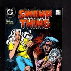 Fumetti: SWAMP THING 59 - DC 1987 VFN/NM / ALAN MOORE. Lote 191966516