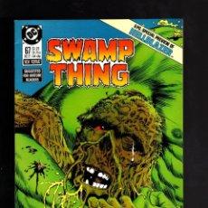Fumetti: SWAMP THING 67 - DC 1987 VFN/NM / JOHN CONSTANTINE HELLBLAZER PREVIEW. Lote 191967957