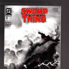 Fumetti: SWAMP THING 83 - DC 1989 VFN/NM / ENEMY ACE. Lote 192032645