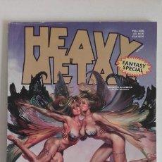 Cómics: HEAVY METAL MATURE ILLUSTRATED FANTASY MAGAZINE.FALL 2000. FANTASY SPECIAL. Lote 192094470