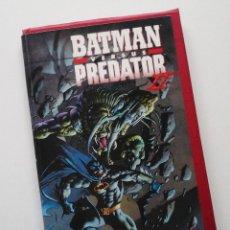 Cómics: BATMAN VS. PREDATOR, DE DOUG MOENCH, PAUL GULACY Y TERRY AUSTIN. ORIGINAL USA. Lote 192116608