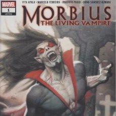 Comics : MORBIUS VOL.3 (MARVEL,2019) # 1 - VITA AYALA. Lote 192215538